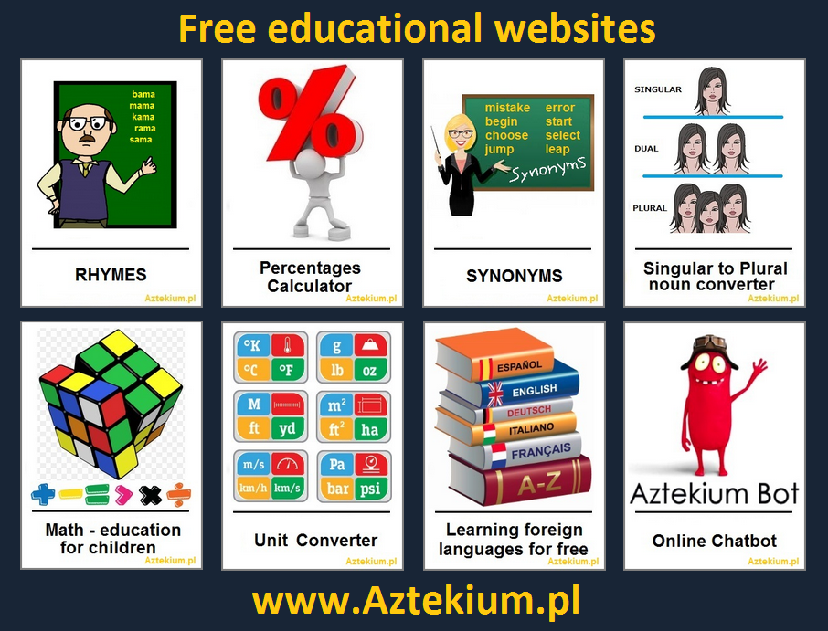 Free educational websities