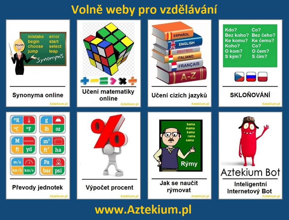 Volné webové stránky