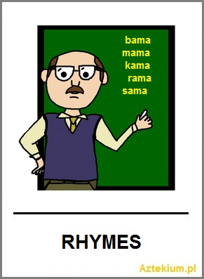 Rhymes search