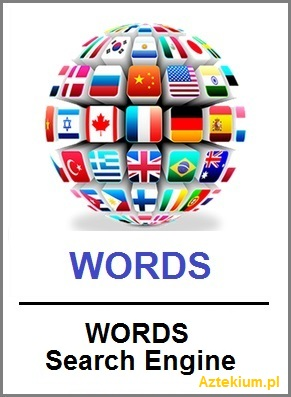 Words search engine